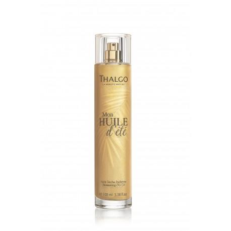 Thalgo Суха Поживна Олія з ефектом сяйва Thalgo Shimmering Dry Oil  100ml