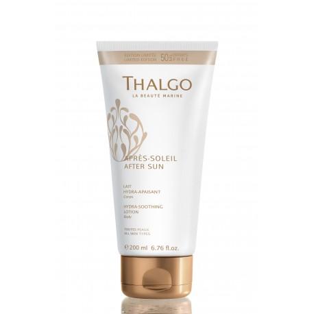 Thalgo Мерцающий успокаивающий лосьон для тела после инсоляции THALGO Hydra-Soothing Lotion Body 200ml