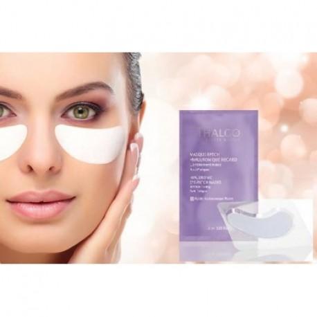 ТАЛЬГО Гиалуроновые патчи для глаз  THALGO Hyaluronic Eye-Patch Masks 8 масок