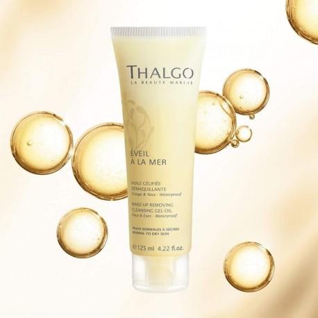 THALGO Очищающее гель-масло THALGO Make-Up Removing Cleansing Gel-Oil  125ml