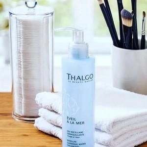ТАЛЬГО Міцелярна очищаюча вода THALGO Micellar Cleansing Water  200ml