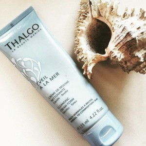 ТАЛЬГО Очищающая крем-пена  THALGO Cleansing Cream Foam  125ml