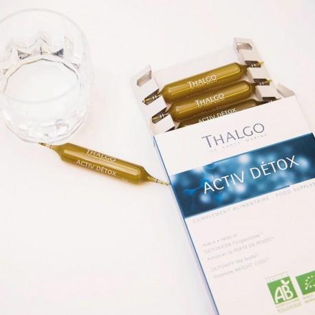 THALGO Актив Детокс THALGO Active Detox  10 ампул