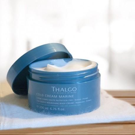 THALGO Інтенсивний живильний крем для тіла 24H THALGO Deeply Nourishing Body Cream   200 ml