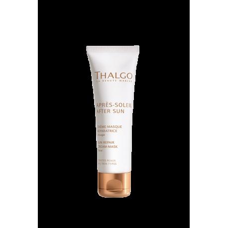 ТАЛЬГО Крем-маска восстанавливающая  THALGO Sun Repair Cream-Mask  50ml