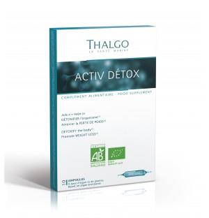 ТАЛЬГО Актив Детокс THALGO Active Detox  10 ампул