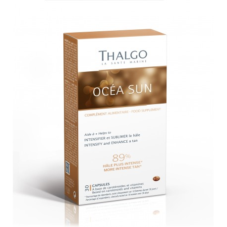 ТАЛЬГО Капсулы для красивого загара  THALGO Ocea Sun  30 капсул